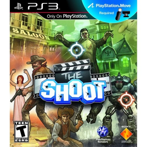 The Shoot (Lietota)